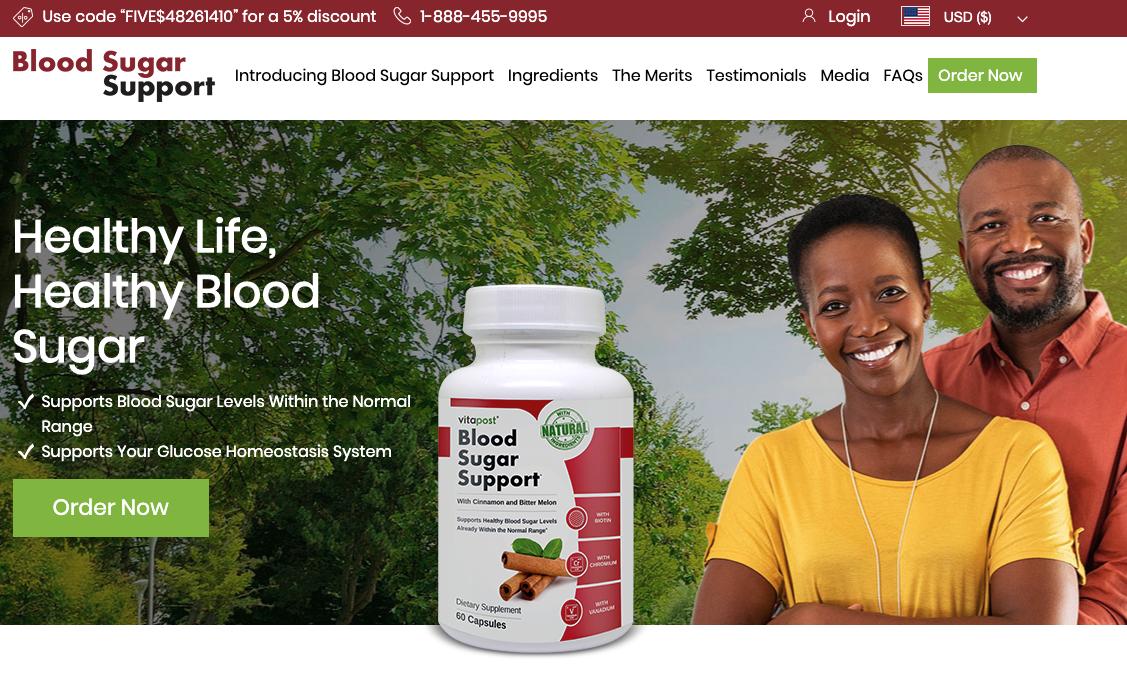 Blood Sugar Support  Australia