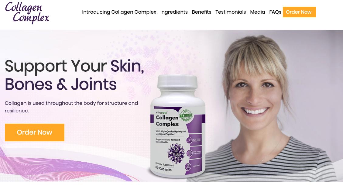 Collagen Complex Australia