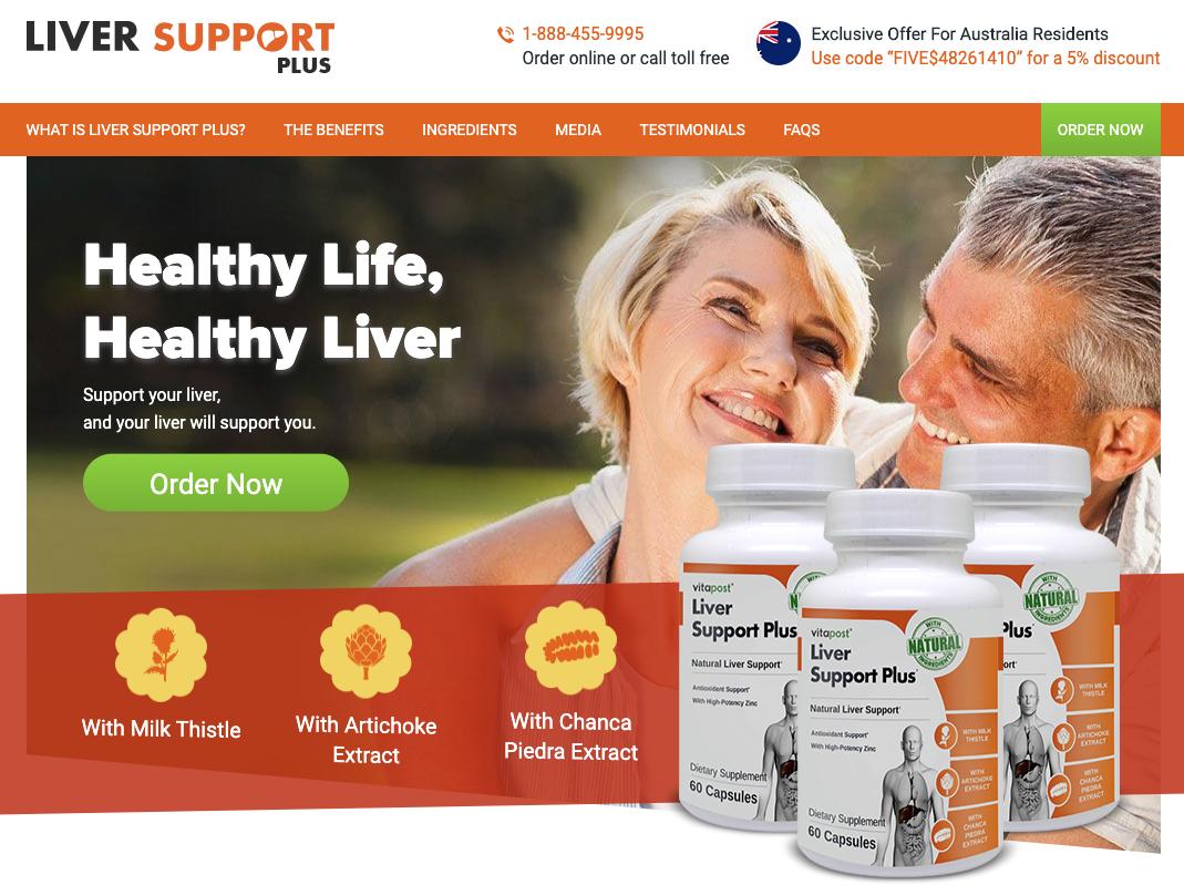 Liver Support Plus Australia