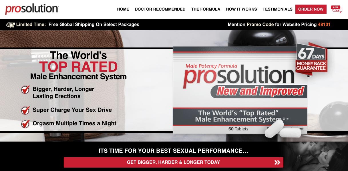 Prosolution Pills Australia