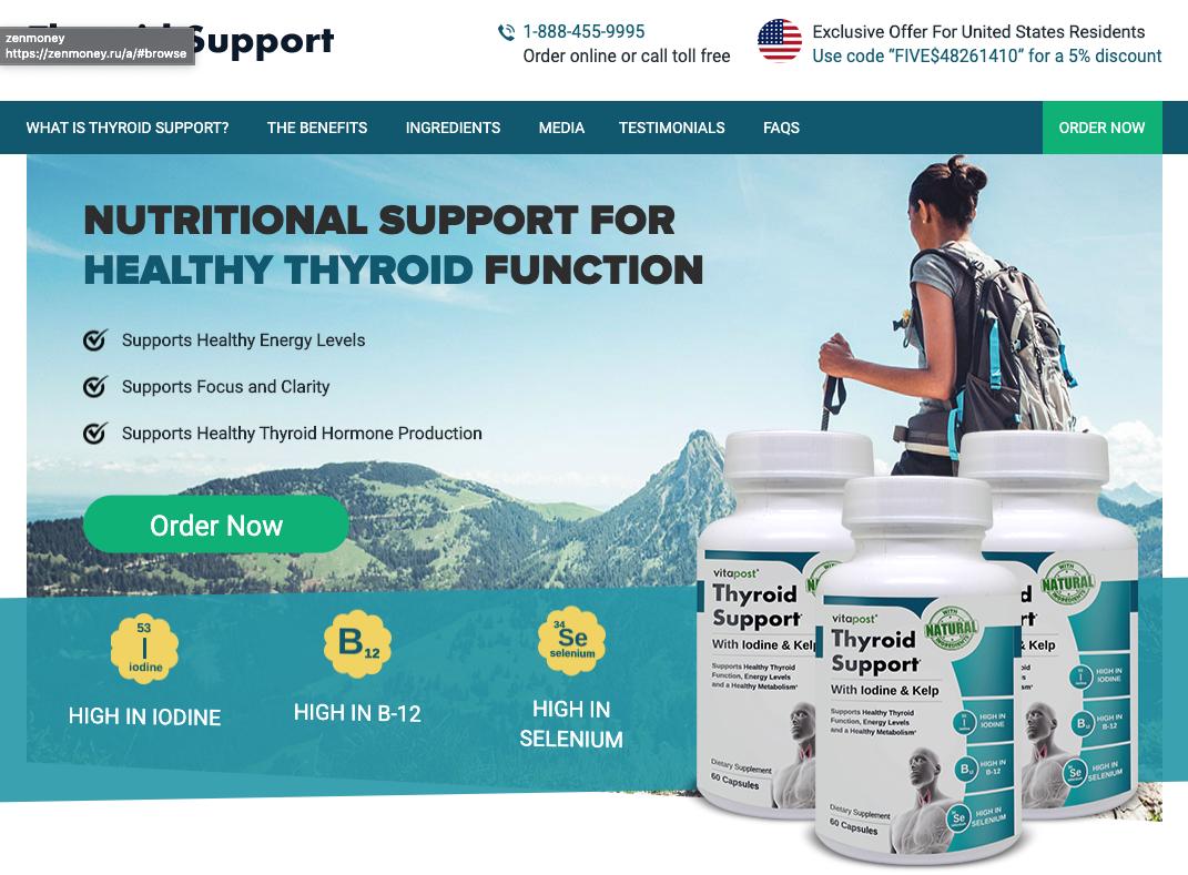 Thyroid Support Australia